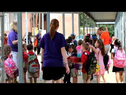 Angelina County: First Day of School