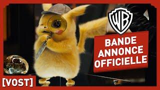 Détective Pikachu - Bande Annonce 2 VOST