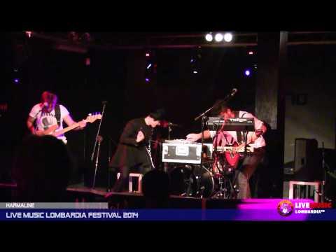 HARMALINE - LIVE MUSIC LOMBARDIA FESTIVAL
