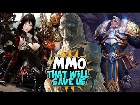 New MMO That Will Save The Genre   SKYLENT