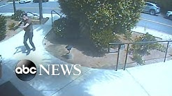 New images from California synagogue attack