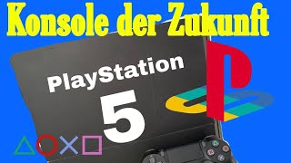 PlayStation 5 - Konsole der Zukunft / Alle Infos zur PS5