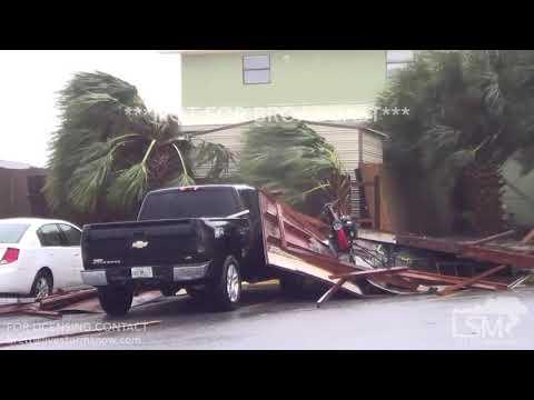 10-10-18 Panama City Beach, FL - Hurricane Michael Damage