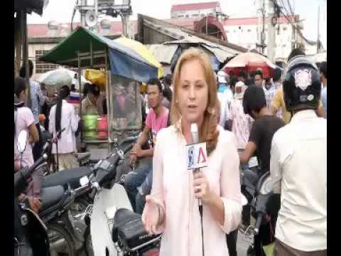 CAMBODIA garment strikes