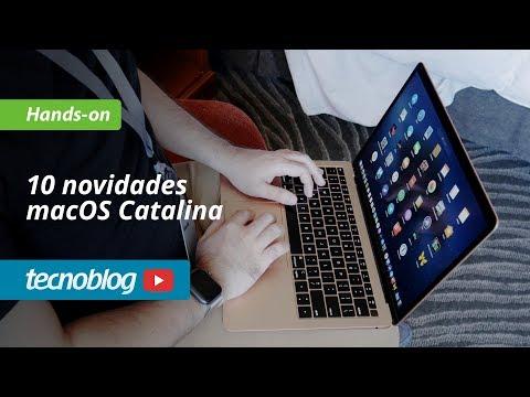 10 melhores novidades do macOS 10.15 Catalina - Tecnoblog