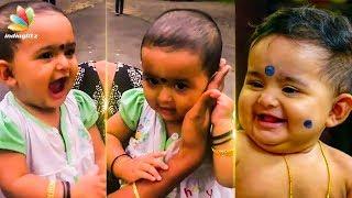 പാറുകുട്ടിയുടെ ഫോൺ വിളി | Uppum Mulakum Parukkutty Latest Video
