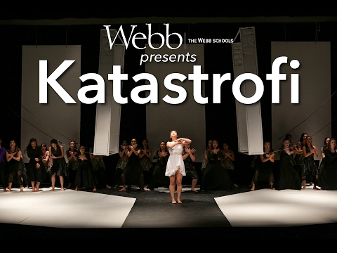 Katastrofi - The Webb Schools Dance Company 2017 performance