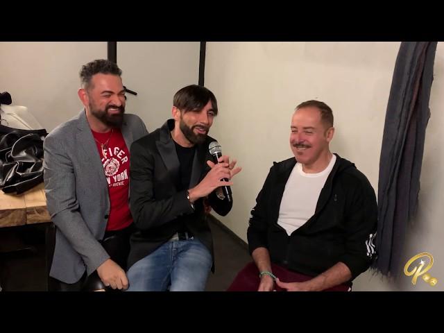 Massimo Lopez e Tullio Solenghi Show - Intervista a Massimo Lopez