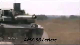 видео AMX-30 - основной боевой танк Франции