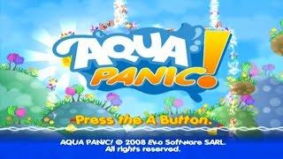 Aqua Panic Wii Gameplay
