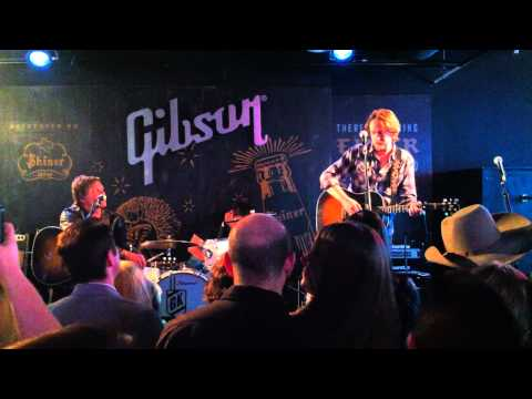 Gibson Austin Backroom Bootlegs - Hayes Carll - Beaumont