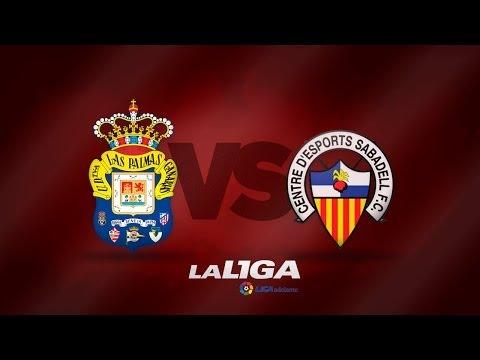 Resumen | Highlights UD Las Palmas (5-0) CE Sabadell - HD