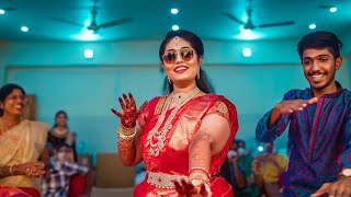 Coimbatore Fun & Gala Wedding Film | Dr. Kavya & Dr. Arunkumar | ISWARYA PHOTOS™
