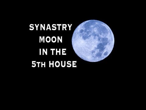Moon In 1st House Synastry
