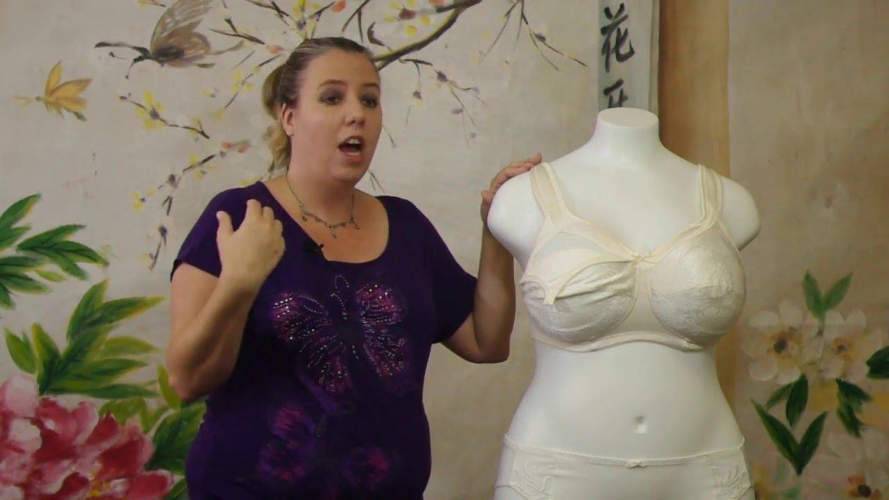 8ad77c7370a Aviana 2753 Soft Cup Nursing Bra Review - YouTube