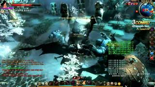 C9 Online/ Continent of the Ninth: lvl 43 Shadow - lvl 42 Dungeon no.1 3rd Continent [Expert]