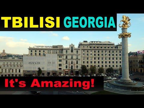 A Tourist's Guide to Tbilisi, Georgia 2018