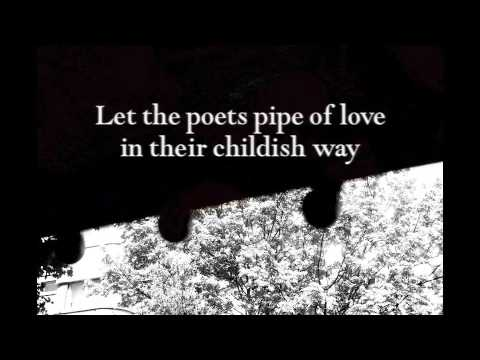 Cole Porter - Love for Sale Lyrics-Video by coikoy