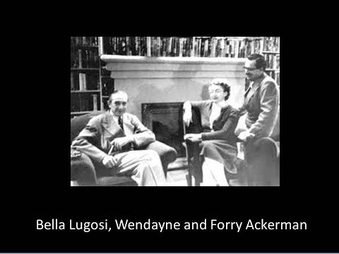 Forrest J Ackerman, 1996 interview by Richard Lynch