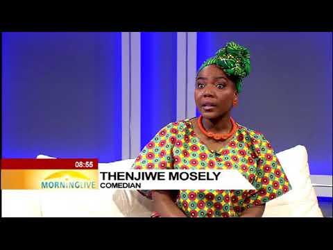 Thenjiwe show, Hurricane to take place in Port Elizabeth