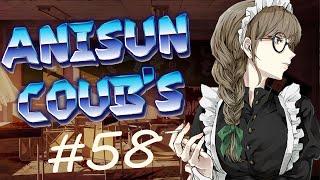 Аниме Coub's / Душевные моменты / Аниме приколы / Аниме под музыку №1/AniSun #58 /Послушай до конца!
