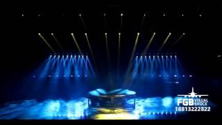 FGB  Light Show (Huang He)Guang Zhou