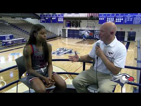 Lackawanna College Winter Season Media Day 2019, WBB Sophomore Briaunna McCullough