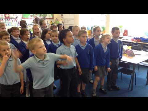 DL2 rapping their 3 times tables