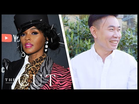 Men Describe Stills From Janelle Monáe's 'Pynk' Music Video