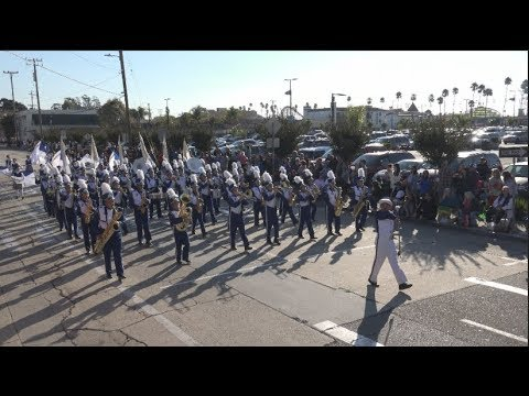 Benicia MS - Lexington March - 2018 Santa Cruz Band Review