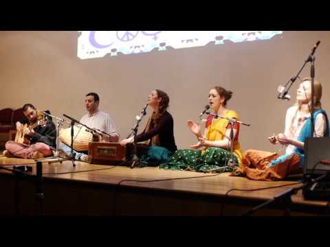 Kirtan London at 2nd SOAS Interfaith Music Festival 2013