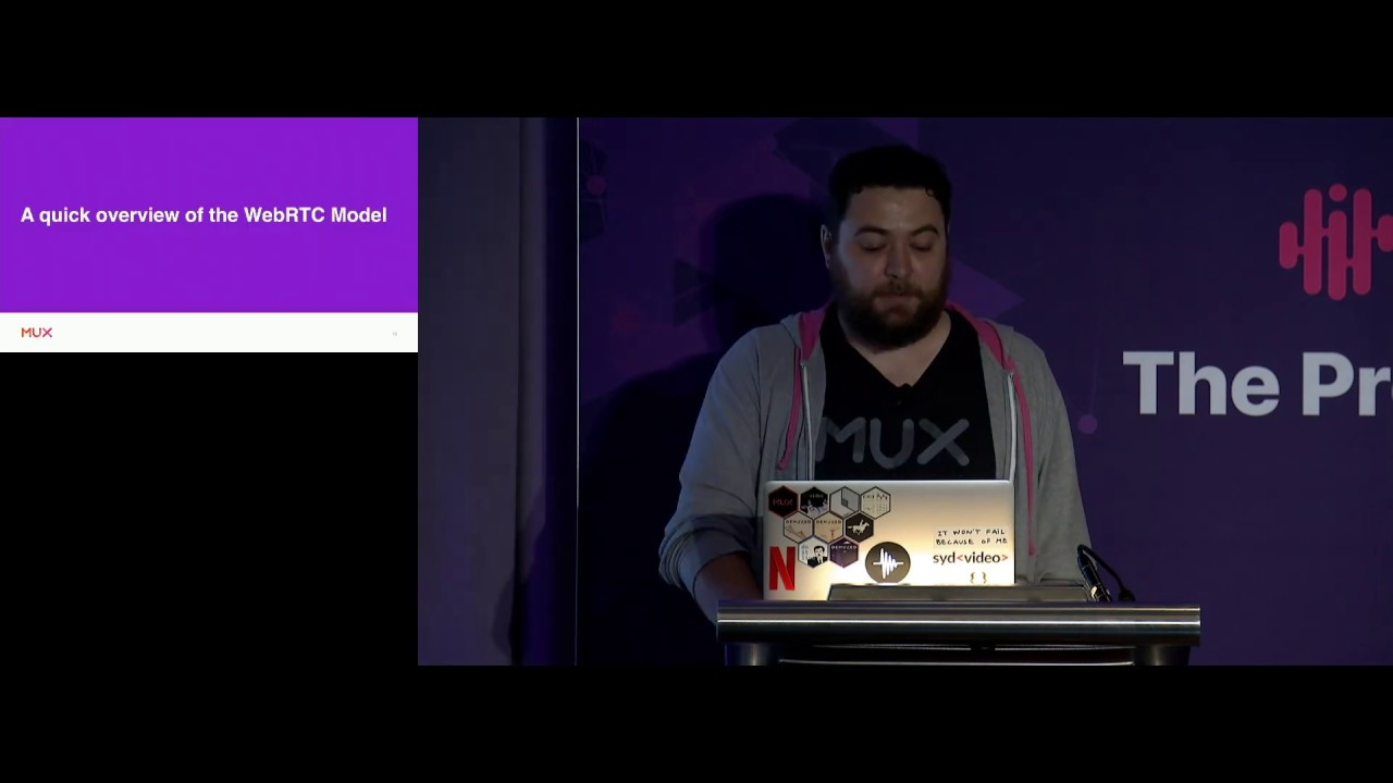 AllThingsRTC 2019 - From WebRTC to RTMP - Bridging the Broadcast Gap