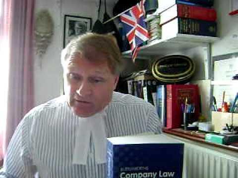 Butterworths Company Law Handbook