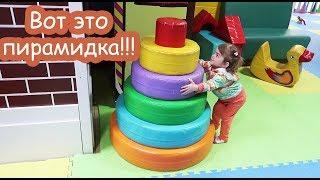 VLOG Устроили разгром в детском развлекательном центре