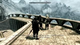 Skyrim Dawnguard PC gameplay: Claiming Auriel