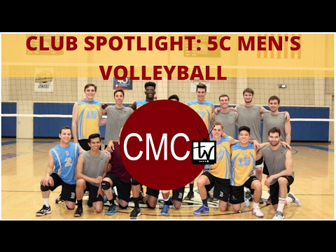 Cmctv Club Spotlight Claremont Colleges Men S Volleyball Youtube