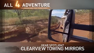 Gear Spotlight: Clearview Mirrors► All 4 Adventure TV