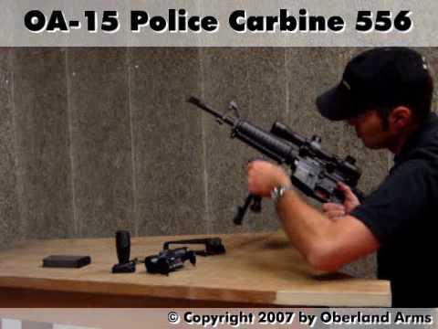 OA-15 Police Carbine 556