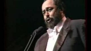 Luciano Pavarotti O sole mio - Budapest -1991