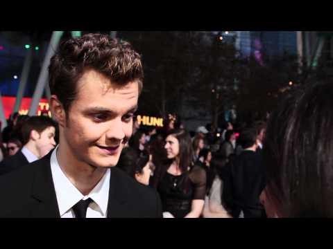 Jack Quaid - The Hunger Games Premiere Interview