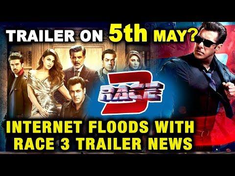 RACE 3 TRAILER News Floods Internet   Salman Khan