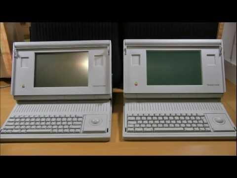 2x Apple MAC Portable: M5120 and M5126 Backlit