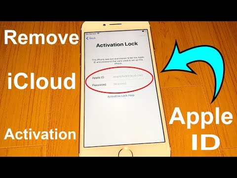 ✔️How To Remove and Unlock | Activation Lock iCloud | Apple iPhone any iOS December 2018