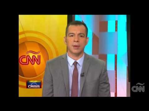 """CNN En Español: """"En Venezuela no hay democracia"""""""