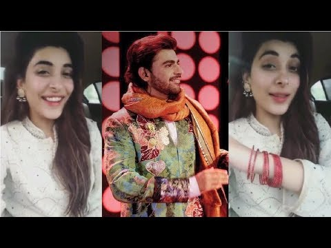 Urwa Farhan sings Farhan Saeeds New Song