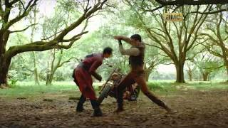 vuclip Into the Badlands - Fighting (Primera pelea de Sunny)