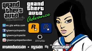"Grand Theft Auto Advance - Introducción + Misión #1 ""Puentear"""