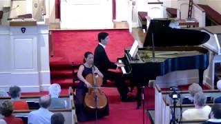 Cello Concerto by E. Elgar (live performance)
