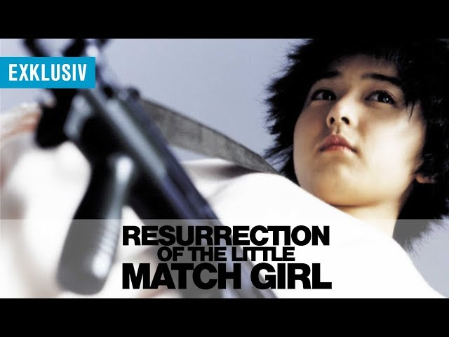 Resurrection of the Little Match Girl (Science Fiction, kompletter Film auf Deutsch) *HD*