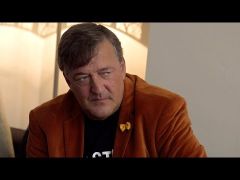 Stephen Fry discusses his manic episodes - The Not So Secret Life of the Manic Depressive